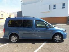 VOLKSWAGEN CADDY MAXI     7 PLAZAS